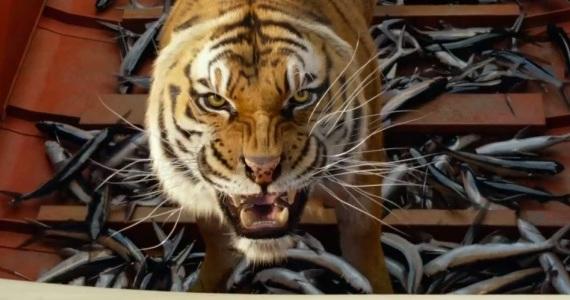 Tiger!Tiger! Burning Bright  | Popgun