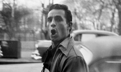 jack kerouacs on the road a biography essay Autobiographical fictions: ethnicity and identity in jack  but whereas criticism of on the road and other wider  jack kerouac: a biography 1984.