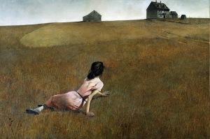 Christina's World – Andrew Wyeth