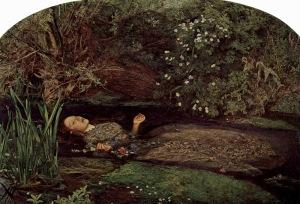Ophelia – Sir John Everett Millais