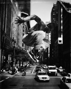Freerunning - the art of movement