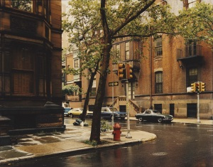 Twenty-First Street and Spruce Street,