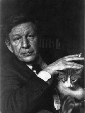 W.H. Auden, poet and cat owner